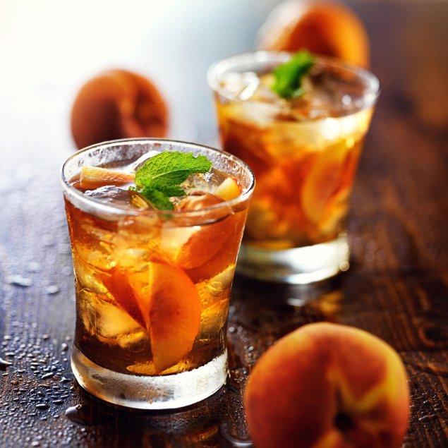 Picture of Peach Ice Tea