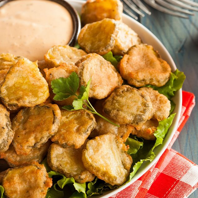Picture of DEEP FRIED PICKLES
