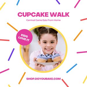 Cupcake Walk - Carnival Game!