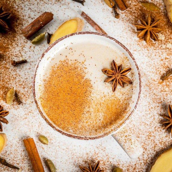 Picture of Chai Vanilla Latte