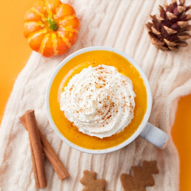 Picture of Pumpkin Spice Latte
