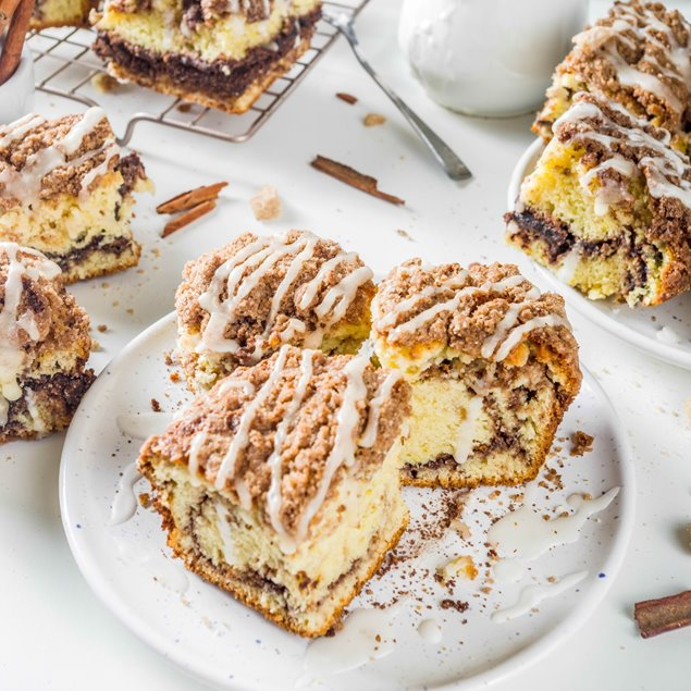 Picture of Slow Cooker Streusel Coffee Cake