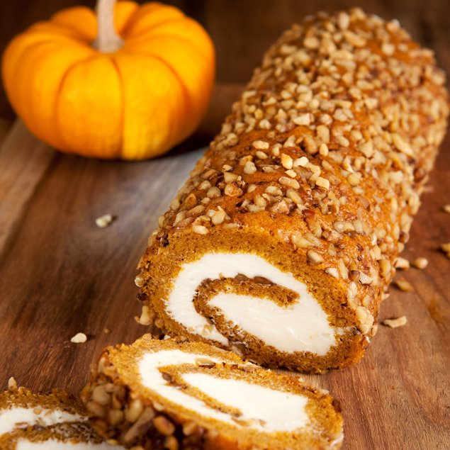 Picture of Perfect Pumpkin Roll