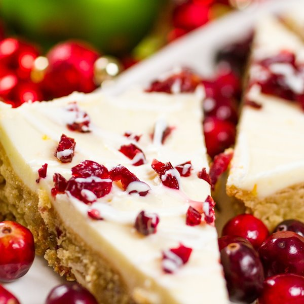 Picture of Cranberry Bliss Bars