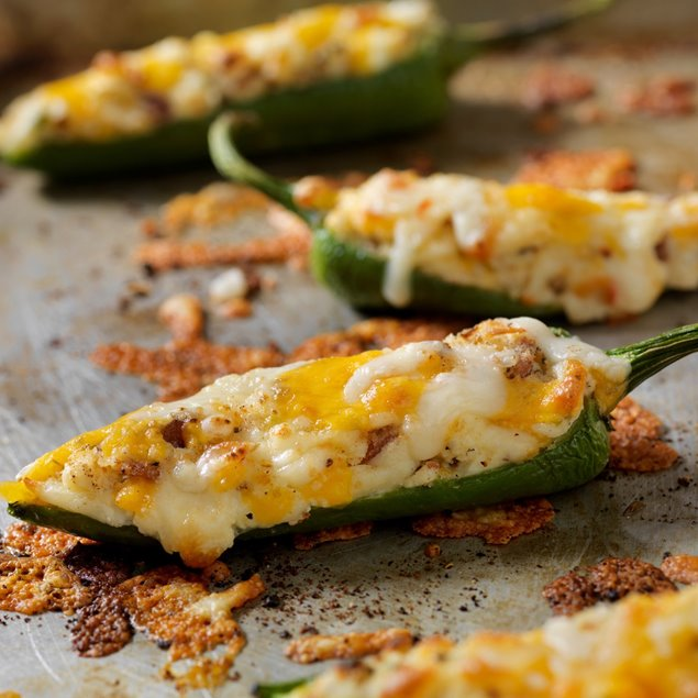 Picture of Baked Jalapeno Popper Dip