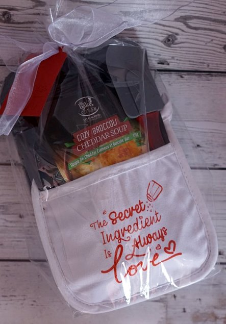 Picture of Spoonful of Comfort : Gourmet Soup & Bread Gift Set
