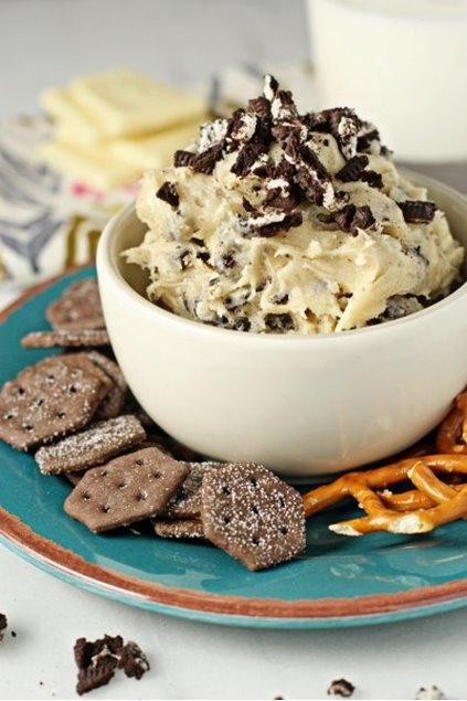 Picture of Cookies n Cream Cheesecake Dip