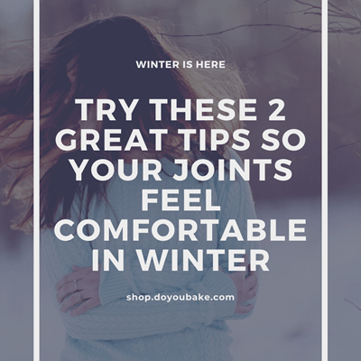 Try These 2 Great Tips So Your Joints Feel Comfortable In Winter