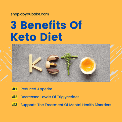 3 Benefits Of The Keto Diet
