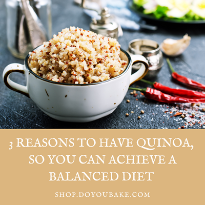 3 Reasons To Have Quinoa, So You Can Achieve A Balanced Diet, is quinoa naturally gluten free