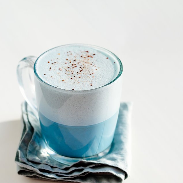 Picture of Blue Latte