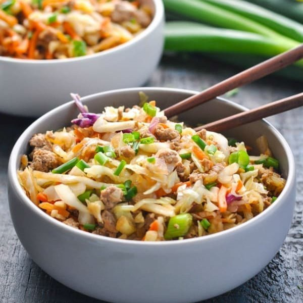 Picture of Egg Roll In A Bowl