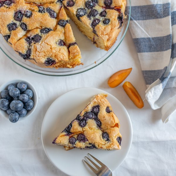 Picture of Bodacious Blueberry Baked Oatmeal
