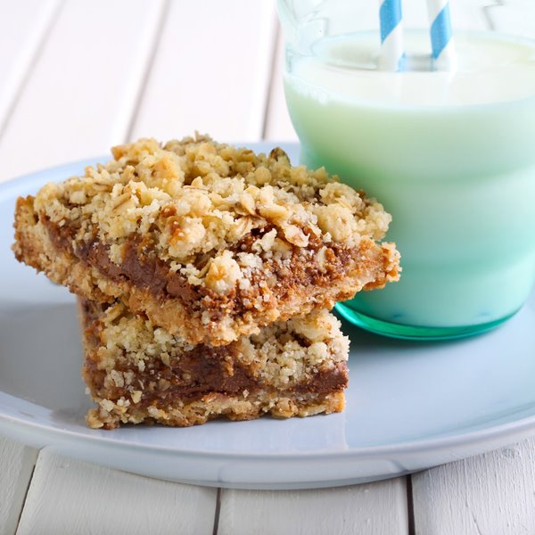 Picture of Salted Caramel Crunch Baked Oatmeal