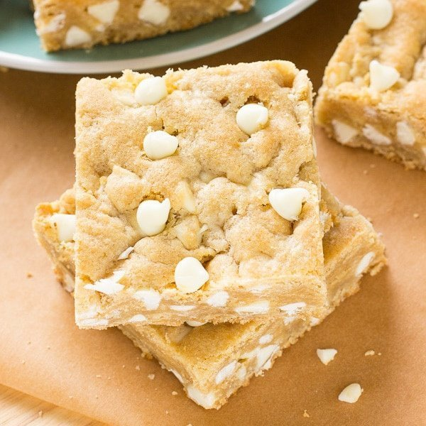 Picture of 1 Bowl White Chocolate Brownies