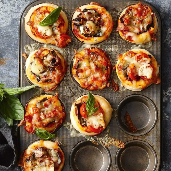 Picture of Pizza Muffins