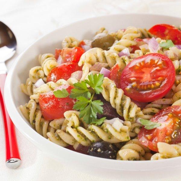 Picture of Classic Mediterranean Pasta Salad