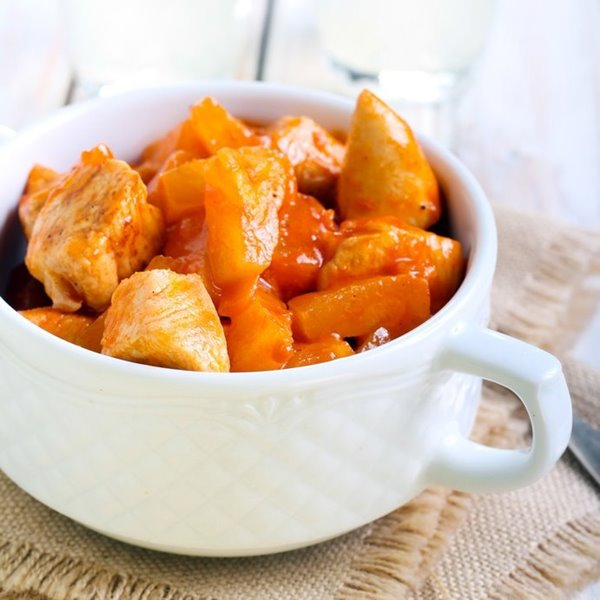 Picture of Sweet & Sour Pineapple Chicken Sauce Mix