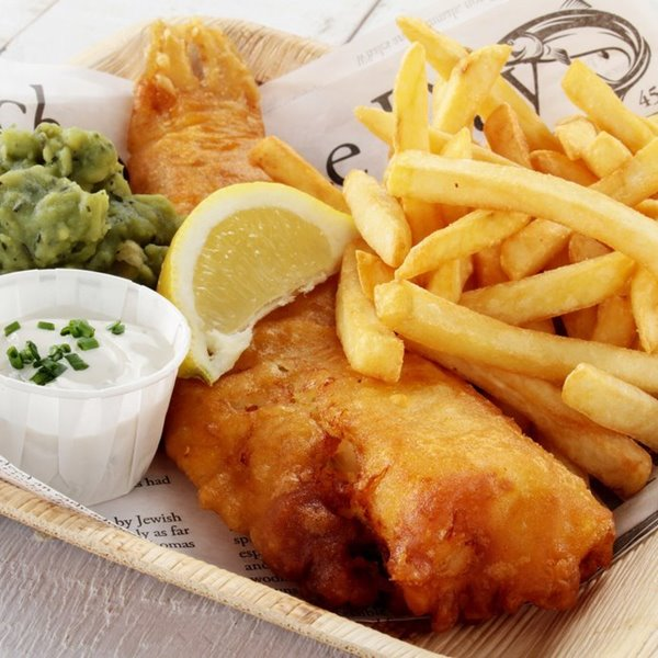 Picture of Beer Batter Fish Fry