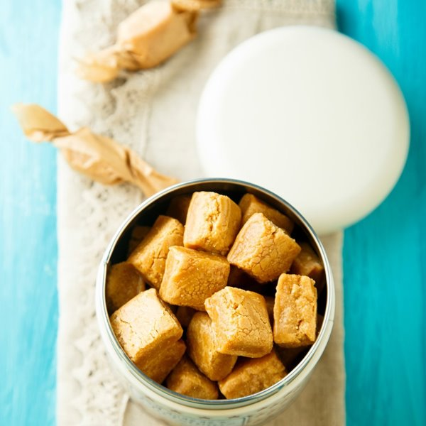 Picture of Brown Butter Beer Fudge