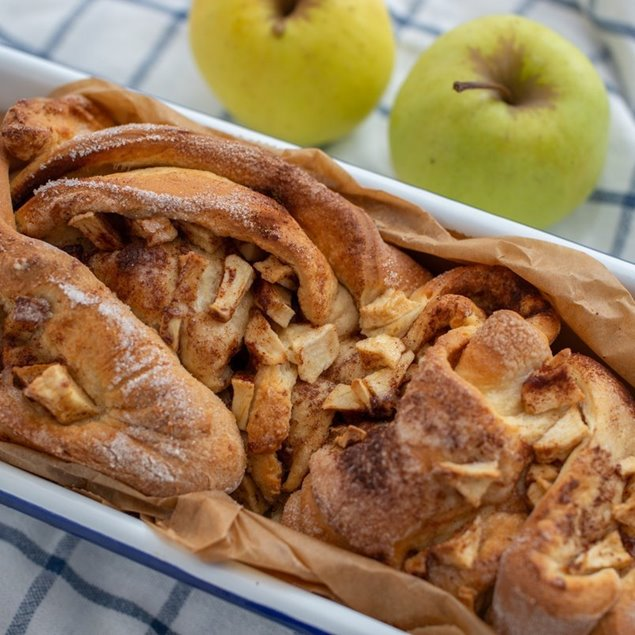 Picture of Apple of My Eye Beer Bread