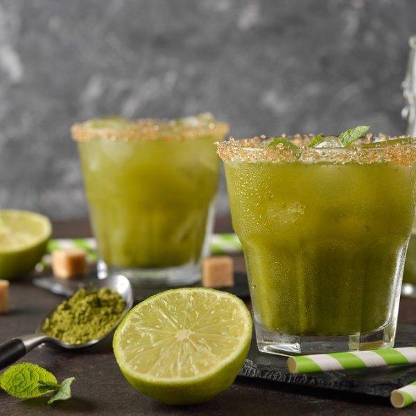 Picture of Sugar Free Matcha Lemonade