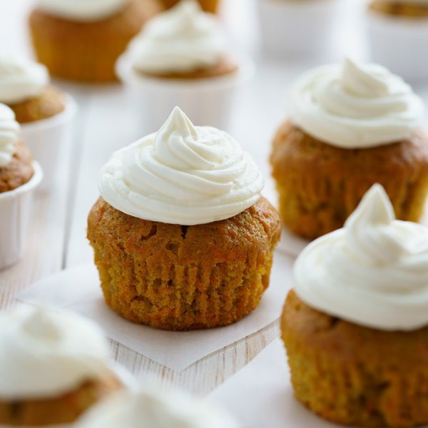 Picture of Carrot Eat em up Cupcakes