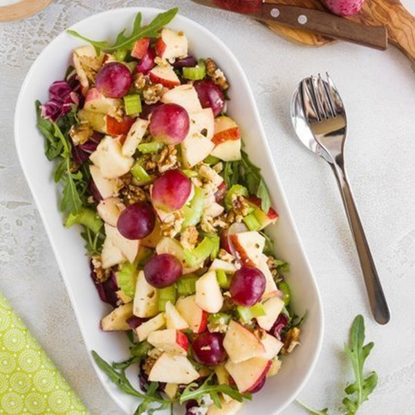 Picture of Waldorf Salad with Poppy Seed Dressing Full Price