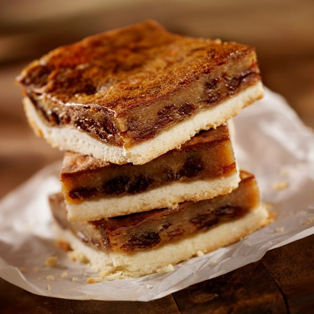 Picture of Butter Tart Squares