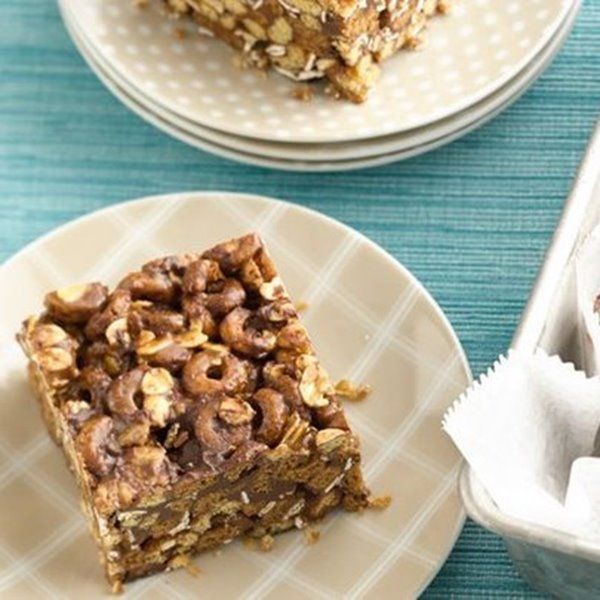 Picture of Os n Oats No Bake Bars