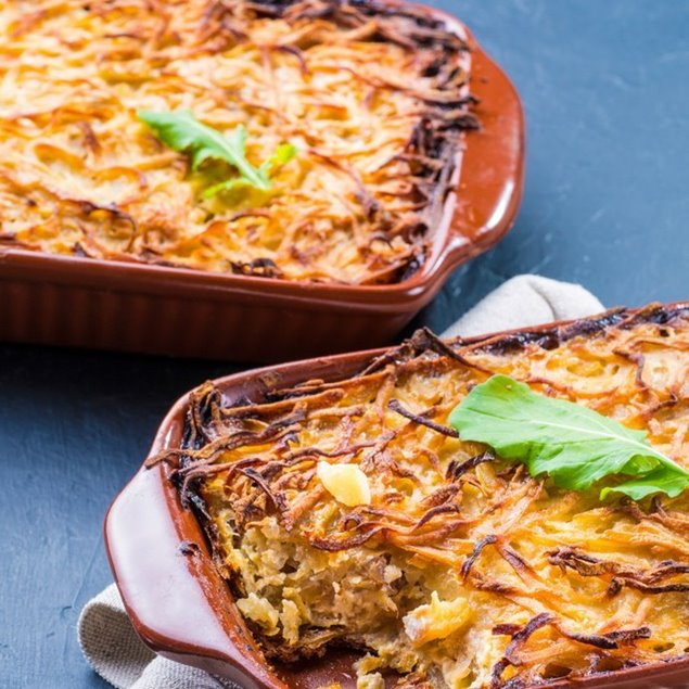 Picture of French Onion Casserole