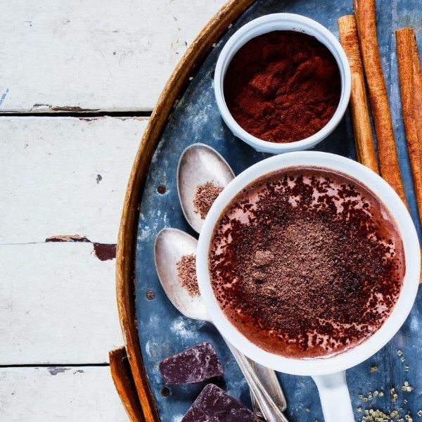 Picture of Mayan Hot Chocolate Keto & Sugar Free Version
