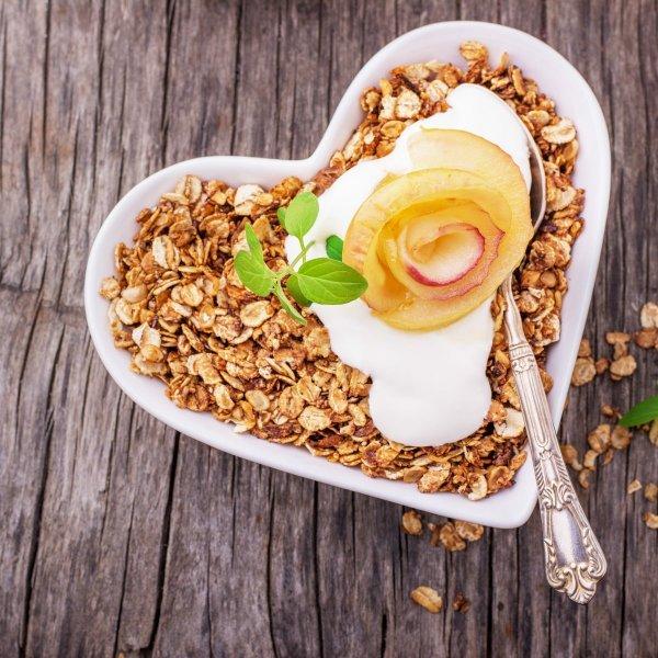 Picture of Caramel Apple Breakfast Granola + Cereal Blend