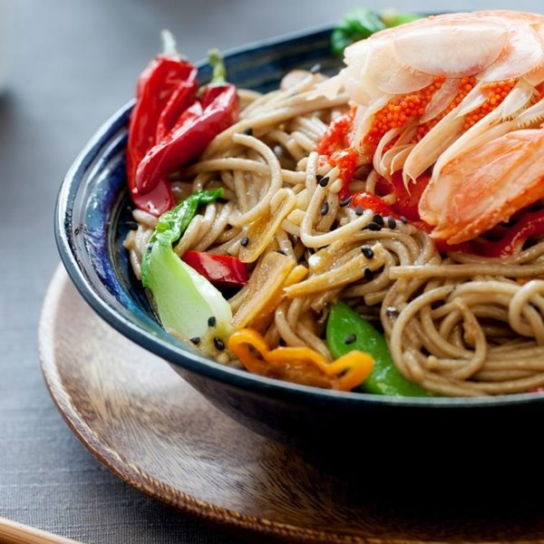 Picture of Sesame Noodle Bowl