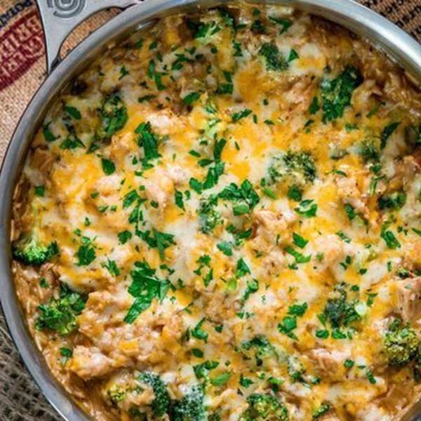 Picture of One Pot Cheesy Chicken Rice Casserole Full Price