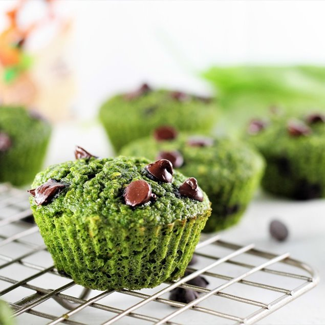 Picture of Hulk Muffins