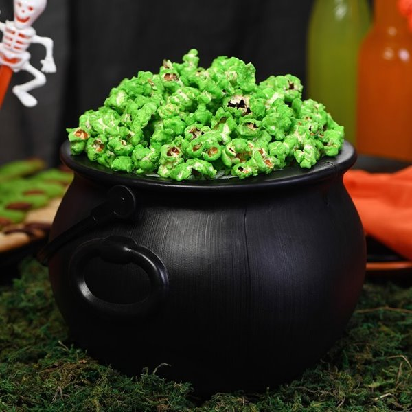 Picture of Ghoulish Green Eyed Monster Popcorn