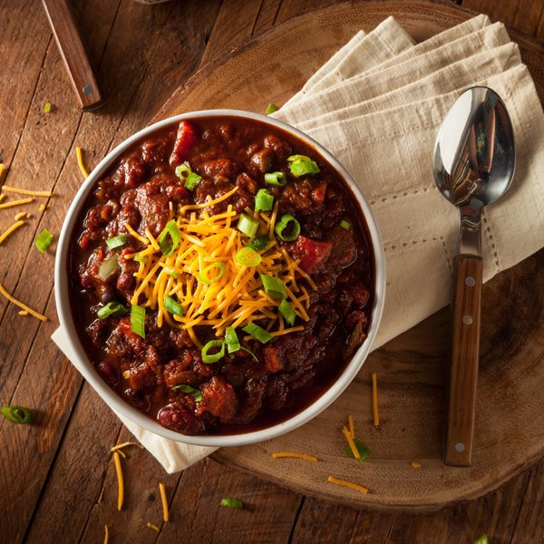 Picture of Homestyle Skillet Chili