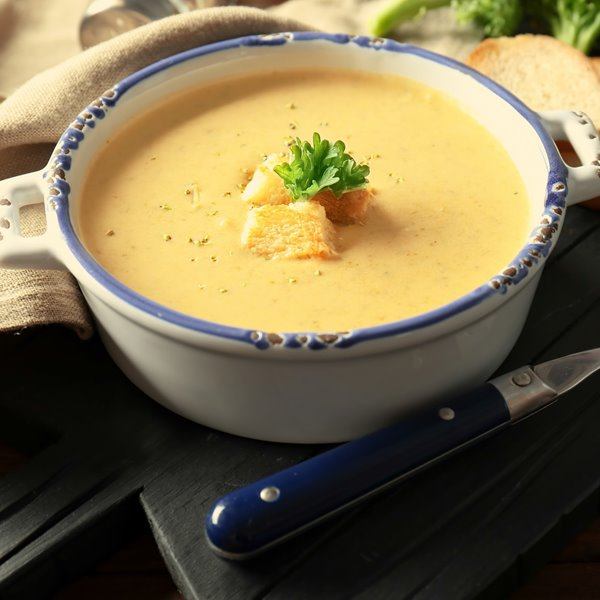 Picture of Broccoli Cheddar Soup