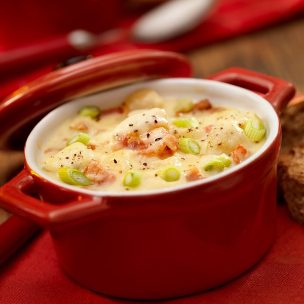Picture of Loaded Baked Potato and Bacon Soup