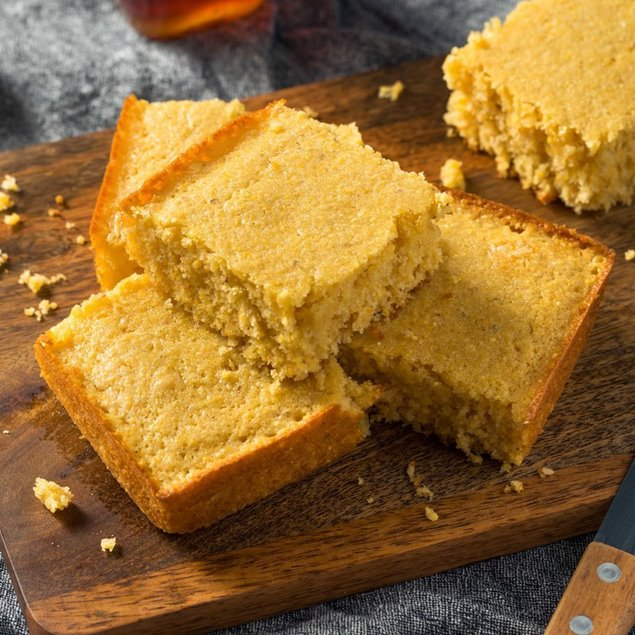 Picture of Sweet Southern Cornbread