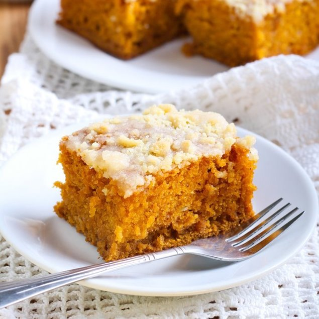 Picture of Pumpkin Spiced Coffee Cake