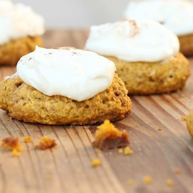 Picture of Classic Pumpkin Spice Cookies