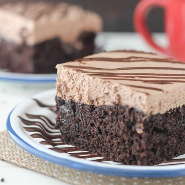 Picture of Hot Cocoa Cake