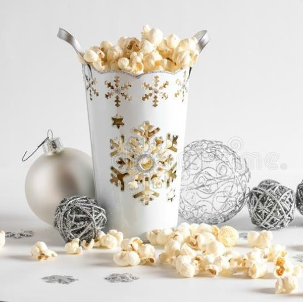 Picture of POPCORN LOVERS POPPIN'TOPPERS GIFT SET