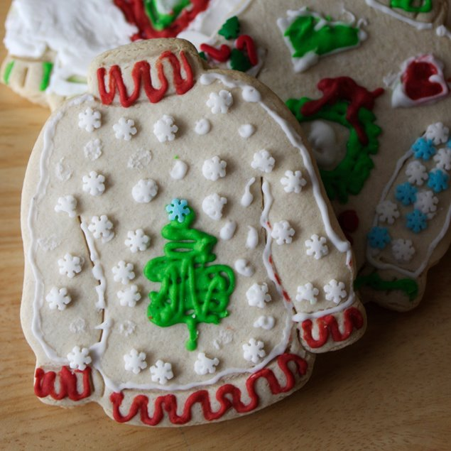 Picture of Ugly Sweater Cookies Mix Gift Set