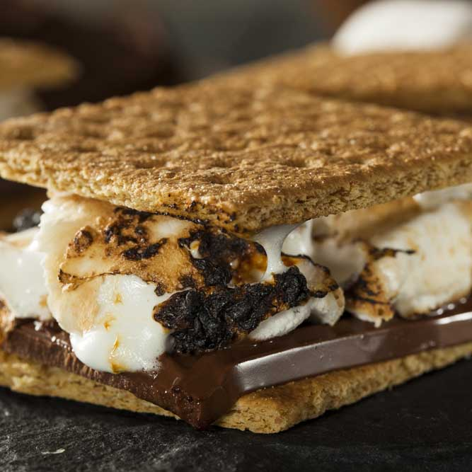 Old Fashion Smores