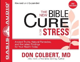 Coping with stress with the new bible cure for stress