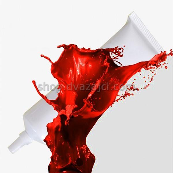 Краситель красный