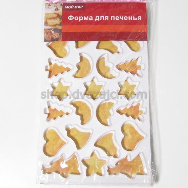 Лист для вырубки печенья